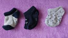 Kotníkové ponožky lupilu vel. 15-18, lupilu,18