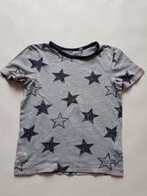 Hvězdičkové tričko, c&a,110