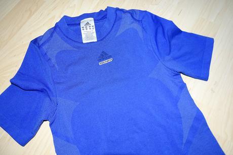 Funkční tričko na kolo zn.techfit adidas vel.m, 146