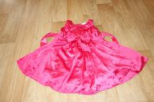 Saténové šaty s mašlí, early days,86