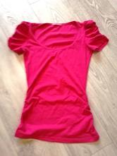 Růžové tričko, terranova,xs