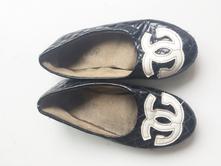 Baleríny boty č.254, 30