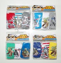 3pack slipy star wars, 92 / 98 / 104