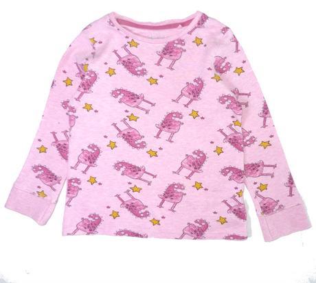 Pyžamové tričko, next,104