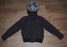 Dívčí zimní bunda vel.146, c&a,146