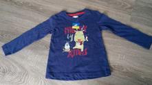 Vánoční triko, tričko s dlouhým rukávem - nové, pepco,86