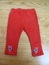 Zateplené tepláčky/kalhoty, f&f,80