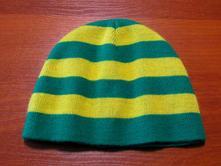 Chlapecká čepice vel 122-140, 128