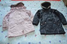 2x zimní bunda next, 128