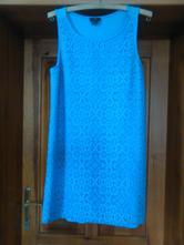 Fialové šaty, f&f,42