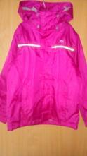 Šusťáková bunda s podšívkou, 116