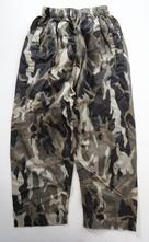 Nepromokavé maskáčové kalhoty, 116