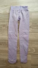 Tenké punčocháče-silonky k šatům, lupilu,86