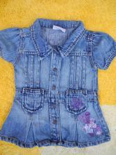 Riflové šaty, dopodopo,68