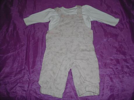 Laclíky a triko, mothercare,74