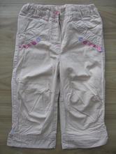 Plátěné kalhoty, okay,80