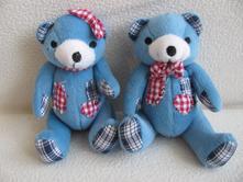 Plyšová hračka - medvědí pár,holka,kluk,