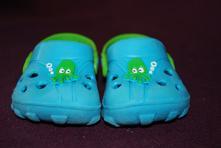 Gumové sandálky, next,21