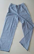 Lehké bavpněné kalhoty, h&m,146