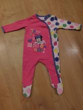 Overal disney,minnie, 3-6 měsíců, holka, pyžamo, disney,62