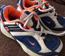 Pevné sportovní nike boty vel 28, nike,28