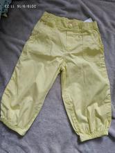 Plátěné kalhoty, dopodopo,122