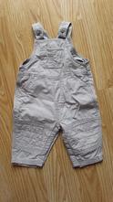 Plátěné kalhoty s laclem, george,68