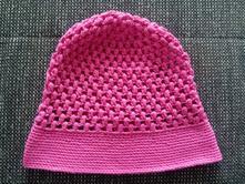 Háčkovaný klobouček, 92