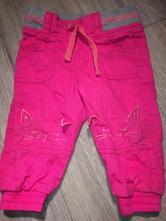 Kalhoty - teplejší, f&f,68