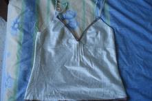 Saténová košilka, etam,42