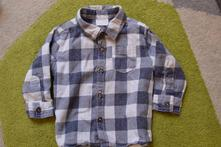 Kostkovaná košile, f&f,68