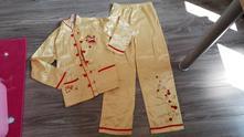 Saténové pyžamo vel.152-158, disney,152
