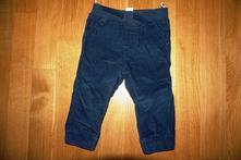 Menšestrové kalhoty zn. c&a, vel. 74, c&a,74