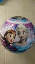 3d puzzleball ledové království,