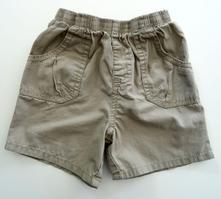 Plátěné šortky, disney,74