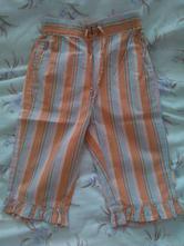 Pruhované kalhoty, 80