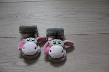 Chrastící ponožky,