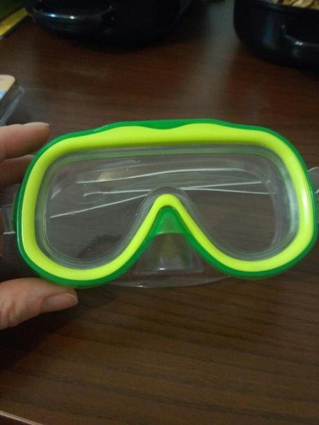 Potápěčské brýle,