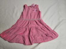 Růžové šaty vel. 98, 98