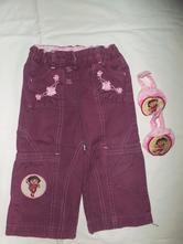 Kalhoty s dorou, vel. 12-18 měsíců, 86