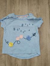 Bavlněné tričko, f&f,80