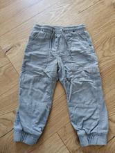 Kalhoty s podšívkou, h&m,92