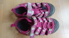 Dívčí sandálky spíš na donošení, 30