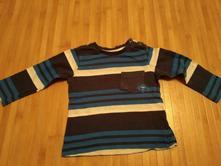 Tričko s dlouhým rukávem, pepco,74