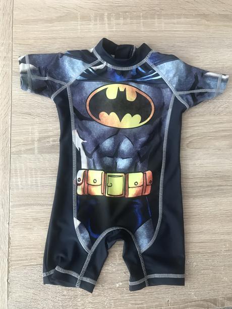 Batman overal plavky, next,80