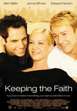 Keeping the Faith - Rabín, kněz a krásná blondýna (r. 2000)