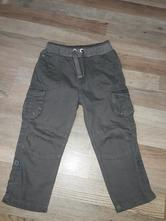 Plátěné kalhoty george, vel. 98/104, george,98