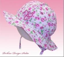 Letní klobouček, čepice 659_10205, rockino,74 - 110