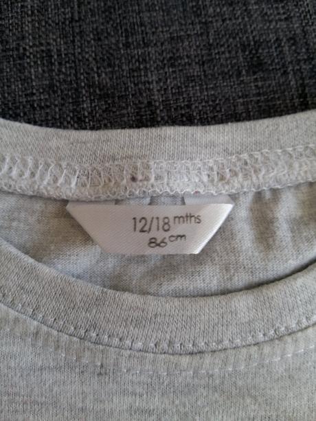 Tričko,triko pepco vel 86, pepco,86