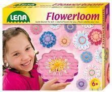 Pletací stav květina,
